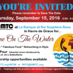 Wine on the Water fundraiser for NMTC's support of STEM programs
