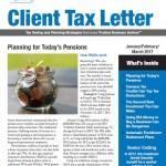 BSLR Client Tax Letter Quarter 1, 2017